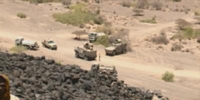 تحرير مواقع استراتيجية غرب تعز ومقتل 20 حوثيا
