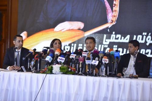 """ماذا قال محمد عبده وأنغام عن حفل """"الأوبرا"""" المصرية؟"""