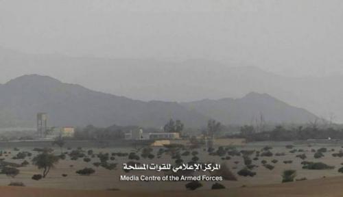 قوات الجيش تحرر مناطق وقرى آل صبحان بالكامل في صعدة