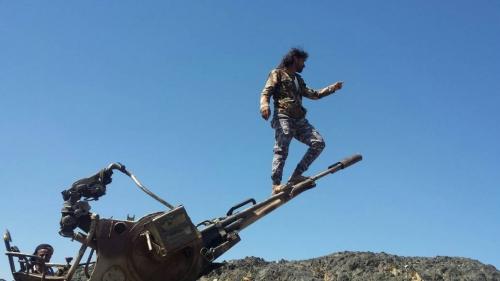 الجيش ينقل المعركة مع المليشيا من قانية الى السوادية في البيضاء