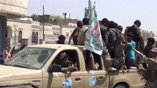 مجددا .. مليشيا الحوثي تداهم محلات الصرافة في دمت وتختطف نجل أحد التجار