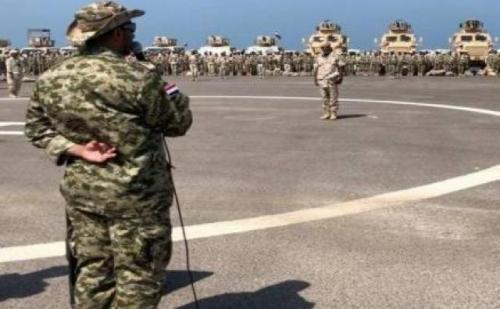 """قوات """" طارق صالح """" تعلن انتهاء اهداف النسق الاول وتغيير المعادلة العسكرية في الساحل الغربي"""
