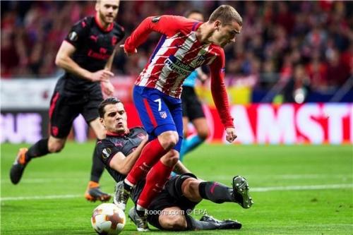 أتلتيكو مدريد: برشلونة لا يحترمنا