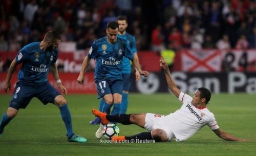 إشبيلية يقهر ريال مدريد