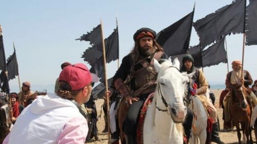 مسلسل يروي سيرة قائد عربي شهير في الشجاعة والكرم