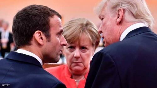 """أميركا وأوروبا.. صراعات ما بعد """"الانسحاب النووي"""""""