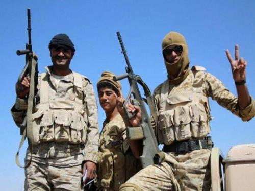 مصرع 4 قيادات حوثية في القحيقة مقبنه على ايدي ابطال الجيش الوطني