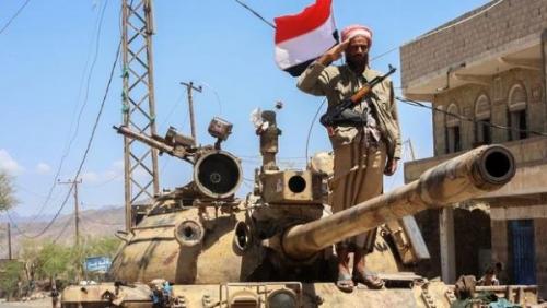 تعز: مصرع قائد مليشيا الحوثي في جبهة مقبنة