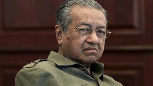 """""""مهاتير"""" يعين وزراء للمالية والداخلية والدفاع في ماليزيا"""