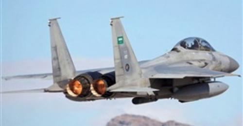 تجدد القصف الجوي على معاقل الحوثيين في مران بصعدة