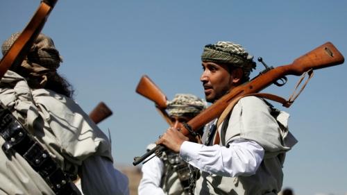 مليشيا الحوثي تختطف نجل قيادي مؤتمري بضوران آنس .