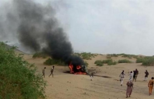الجوف: مقتل أربعة مدنيين بينهم طفل بانفجار لغم حوثي
