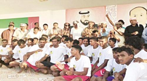 مؤسسة خليفة بن زايد للأعمال الإنسانية تواصل رعاية ودعم الأنشطة والفعاليات الرياضية في أرخبيل سقطرى