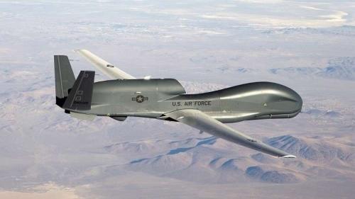 طائرة أمريكية تتجسس على روسيا