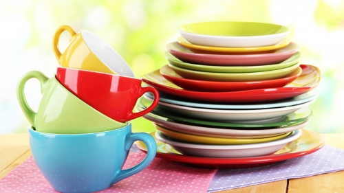 نصيحة علمية .. لإنقاص وزنك تناول طعامك في صحن أحمر!