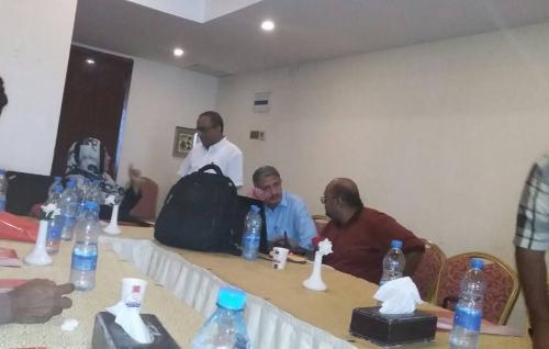 منظمة حضرموت الصحية تشارك في الورشة الوطنية لمراجعة أداء برنامج الملاريا