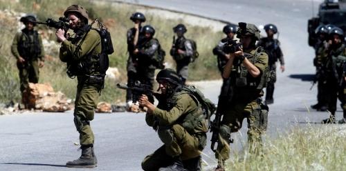 إصابة مصور التلفزيون الجزائري في غزة (صورة)