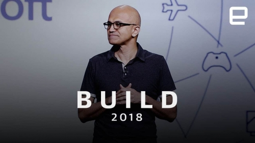 خلاصة مؤتمر مايكروسوفت Build 2018 للمطورين