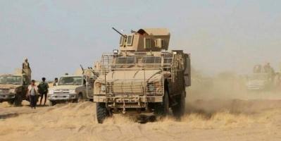 قوات الشرعية تحرز تقدمات جديدة في الجوف