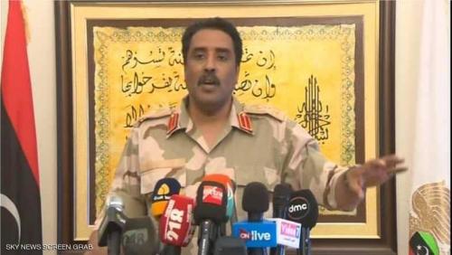 الجيش الليبي يتقدم في درنة.. ويفضح الدور التركي