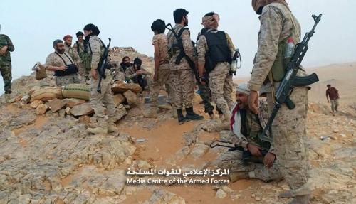 قوات الجيش الوطني تعلن تحرير مناطق شاسعة في صعدة وسط انهيار كبير للمليشيات