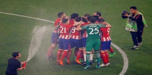 أتلتيكو مدريد يتوّج بالدوري الأوروبي للمرة الثالثة بالفوز على مارسيليا