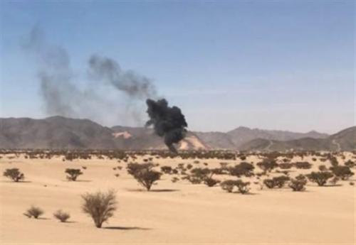 تقدم جديد لقوات الجيش بالجوف واستعادة اسلحة وفرار عناصر المليشيات من مواقعها