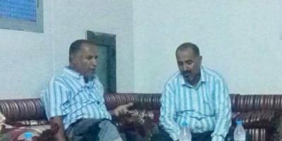 الزُبيدي ينعي رحيل المناضل اللواء أحمد علي الحدي