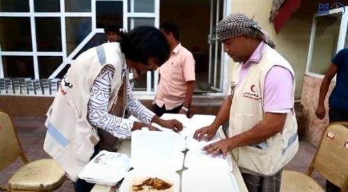 72 ألف شخص يستفيدون من مشروع إفطار صائم في الساحل الغربي لليمن