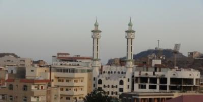 مواقيت الصلاة حسب التوقيت المحلي لمدينة عدن وضواحيها اليوم الاحد 4 رمضان  2018م