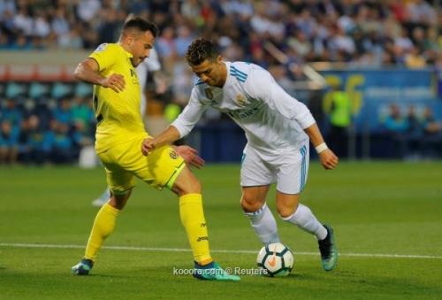 بالصور.. ريال مدريد يُنهي الليجا بالسقوط في فخ فياريال