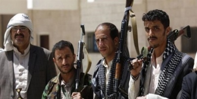 مسلح حوثي يقتل مواطناً في نقطة تفتيش شرق إب