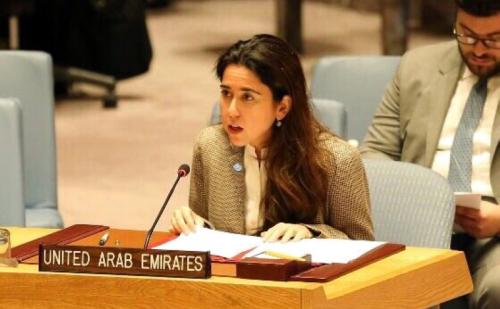 الإمارات تؤكد أهمية مساءلة الدول الداعمة للإرهاب