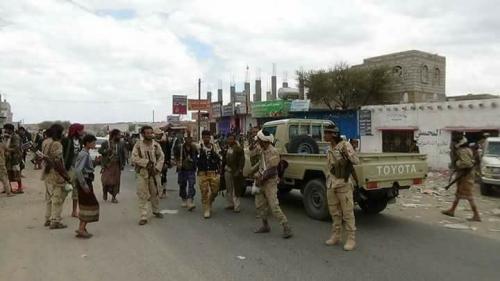 البيضاء..قوات الجيش تحبط هجوما للحوثيين في حوران