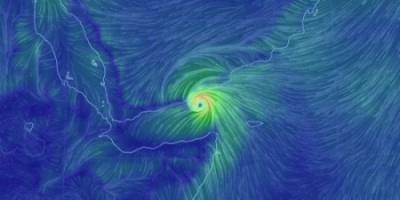 الأرصاد يحذر من بدء تشكل إعصار جديد