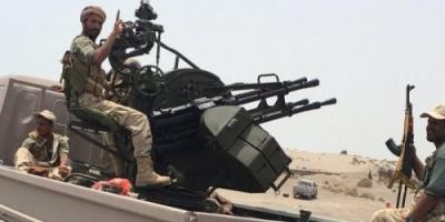 الجيش يحبط هجوماً للحوثيين في نقيل الصلو شرقي تعز