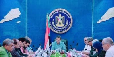 هيئة رئاسة المجلس تعقد اجتماعها الدوري برئاسة الأمين العام أحمد لملس