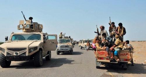 تعزيزات للساحل الغربي وتدمير منصات صواريخ بصعدة