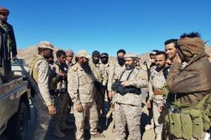 قائد محور صعدة: ماضون بخطة مرسومة لتحرير ما تبقى من المحافظة