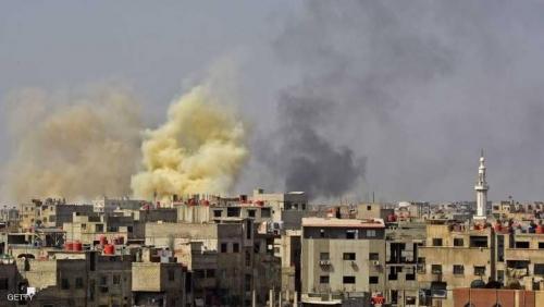 طرد مسلحي داعش من آخر جيوبهم قرب دمشق