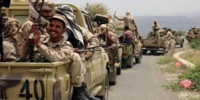 الجيش يقطع خط امداد المليشيا في جبهة كهبوب