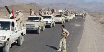 قوات الشرعية تحرز تقدم وتقترب من مركز مدينة حرض في حجة