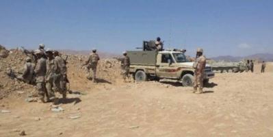 تحرير مواقع جديدة بمحيط مدينة حرض بحجة والجيش يباشر نزع الالغام
