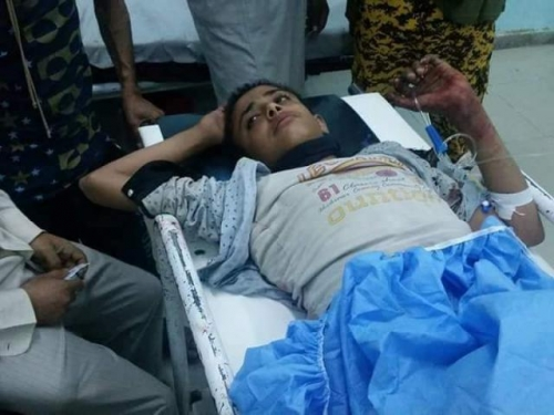 الشرعية: جريمة قصف الأحياء السكنية في مأرب لن تمر دون عقاب