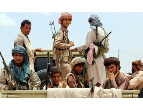 الأطفال.. وقود الحرب لميليشيا الحوثي الإيرانية في اليمن