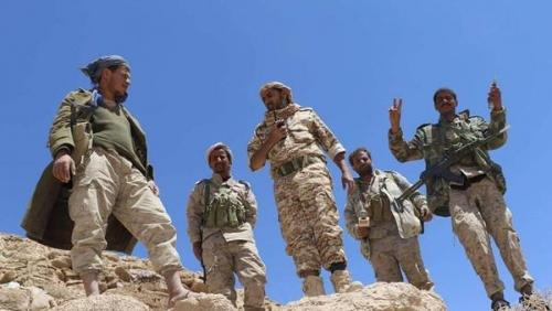 قتلى وجرحى من مليشيا الحوثي في محاولة تسلل فاشلة على مواقع عسكرية في المصلوب بالجوف