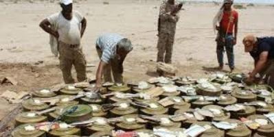 مقتل 3 مدنيين بانفجار عبوة ناسفة في التحيتا