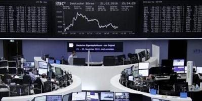 الأسهم الأوروبية ترتفع مع تعافي البورصة الإيطالية