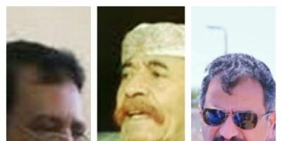 امين عام للمجلس الانتقالي يعزي القيادي  علي منصر في وفاه شقيقه والمسلمي في استشهاد حفيده جهاد