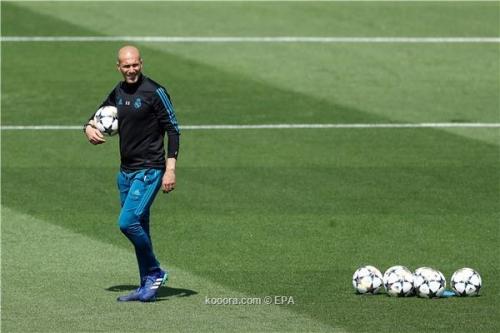 زيدان يكشف سر نجاحه في ريال مدريد